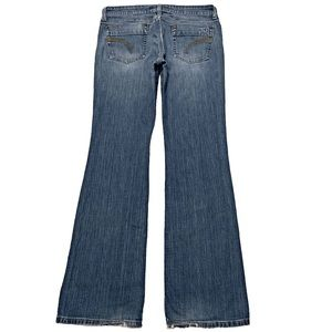 Joe's Jeans 30X33.5 Long Boot Light Wash Stretch